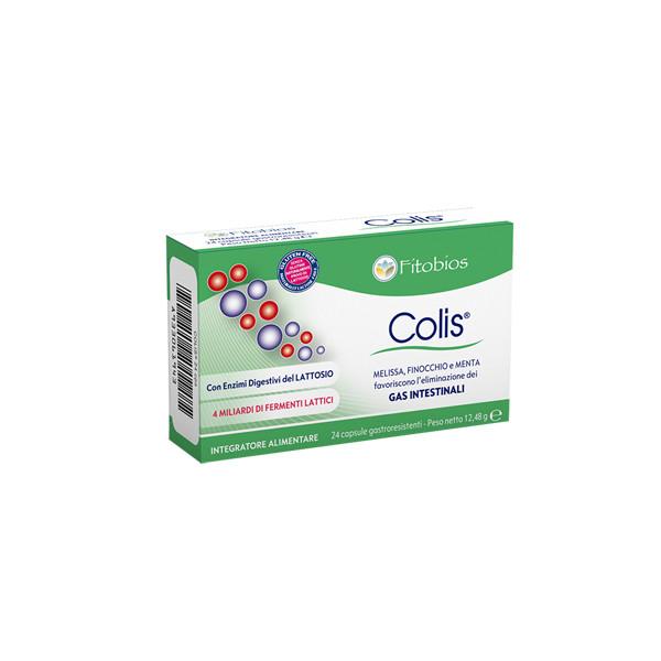 COLIS 24CPS 520MG