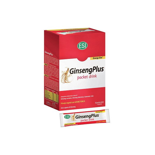 GINSENGPLUS 16POCKET DRINK