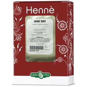 HENNE COLOR CAP NERO 100G