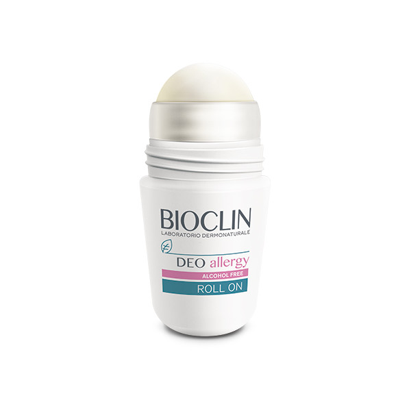 BIOCLIN DEO ALLERGY ROLL ON