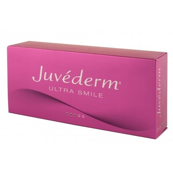 JUVEDERM ULTRA SMILE SIR 0,55ML 2PZ