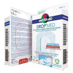 M-AID DROP MED 10X12