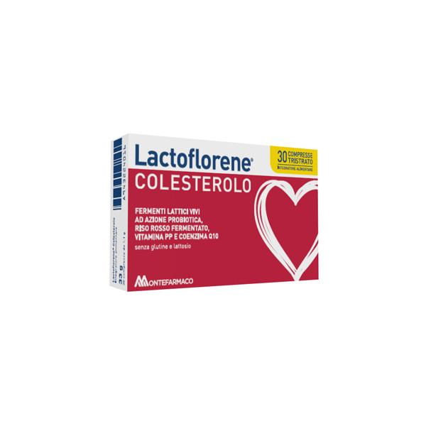 LACTOFLORENE COLESTEROLO 30CPR
