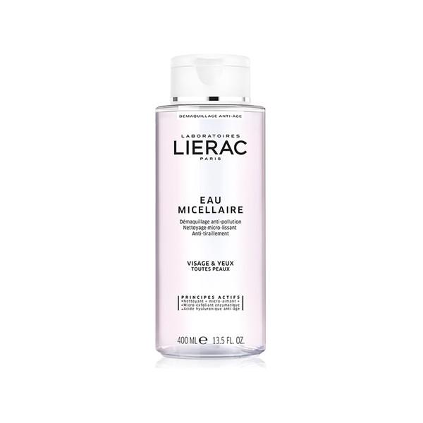 LIERAC EAU MICELLAIRE 400ML