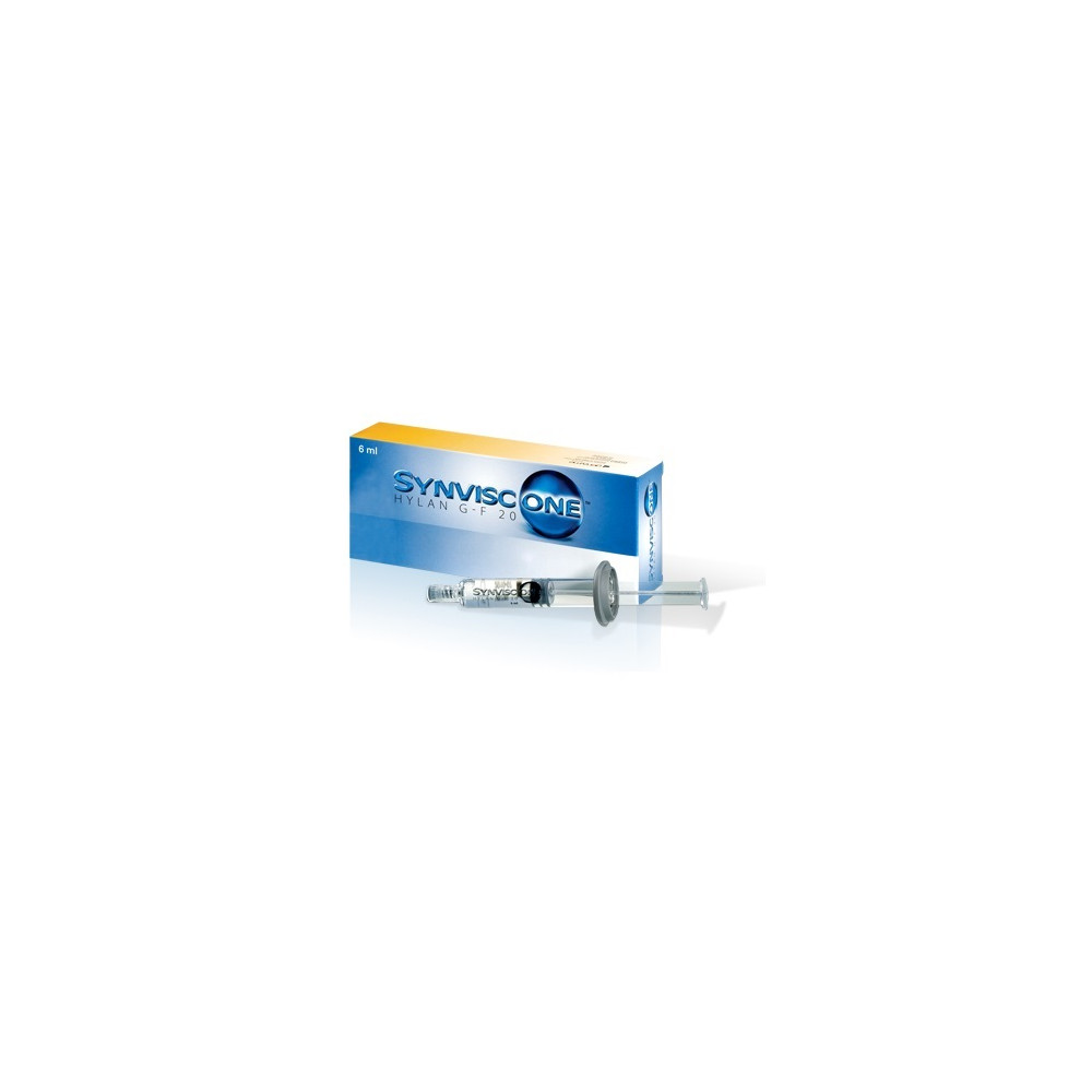 SYNVISC ONE SIR INTRADERM 6ML