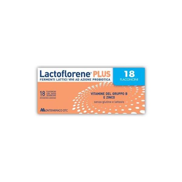 LACTOFLORENE PLUS 18FL 180ML