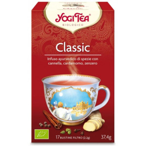 YOGI TEA CLASSIC 37,4G BIO