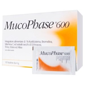 MUCOPHASE 600 10BUST