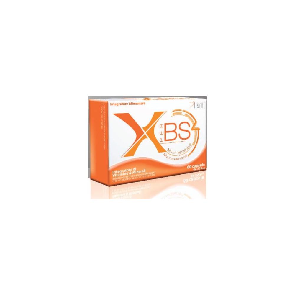 XBS PER 550MG 60CPS