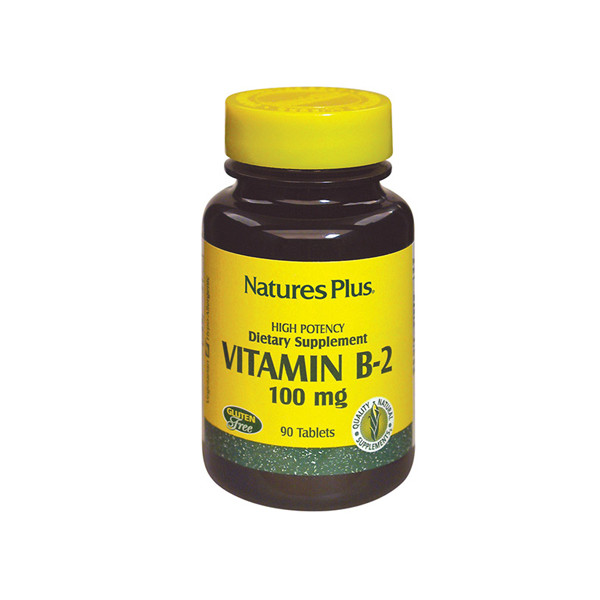 VITAMINA B2 RIBOFLAVINA 100