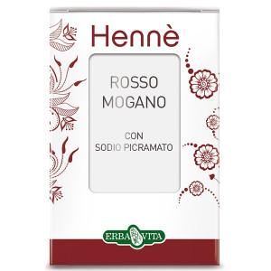 HENNE COLOR CAP RO MOGANO 100G