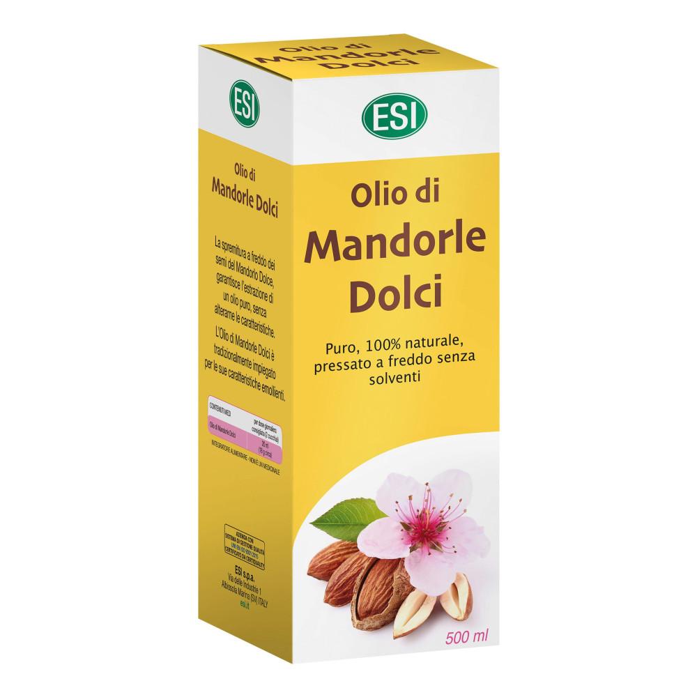 OLIO MANDORLE DOLCI 500ML