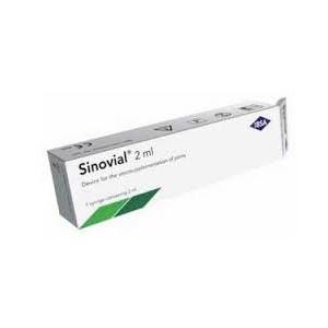 SINOVIAL SIR 0,8% 2ML 3PZ