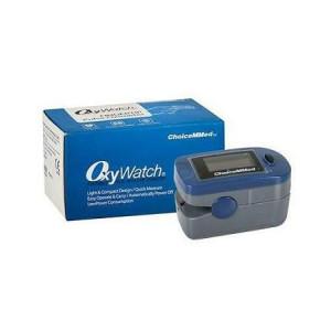 SATURIMETRO DA DITO OxyWatch non invasivo, portatile