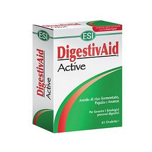 DIGESTIVAID ACTIVE 45OVAL