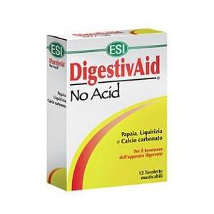 DIGESTIVAID NO ACID 12TAV