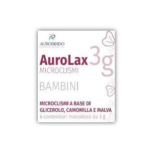 AUROLAX MICROCLISMI BAMBINI 6P