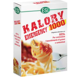 KALORY EMERGENCY 1000 24OVAL