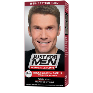 JUST FOR MEN SH COLOR H35 CAST