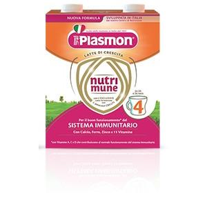 PLASMON NUTRI-MUNE 4 LIQ 2PZ