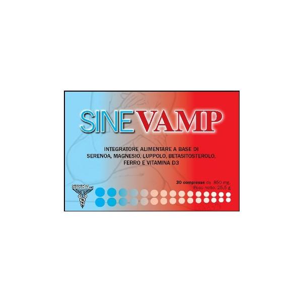 SINEVAMP 30CPR 850MG