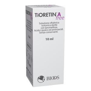 TIORETIN A FREE COLLIRIO 10ML