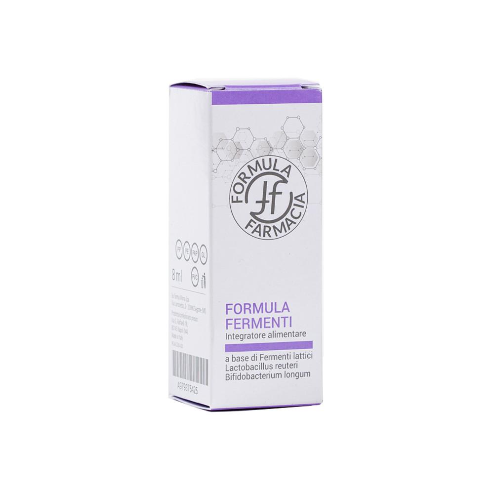 FF FORMULA FERMENTI GOCCE 8ML