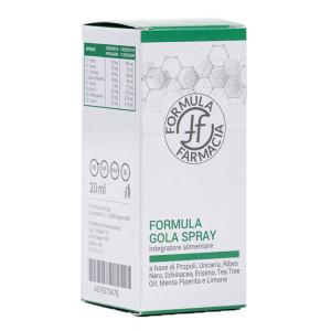 FF FORMULA GOLA SPRAY ADULTI