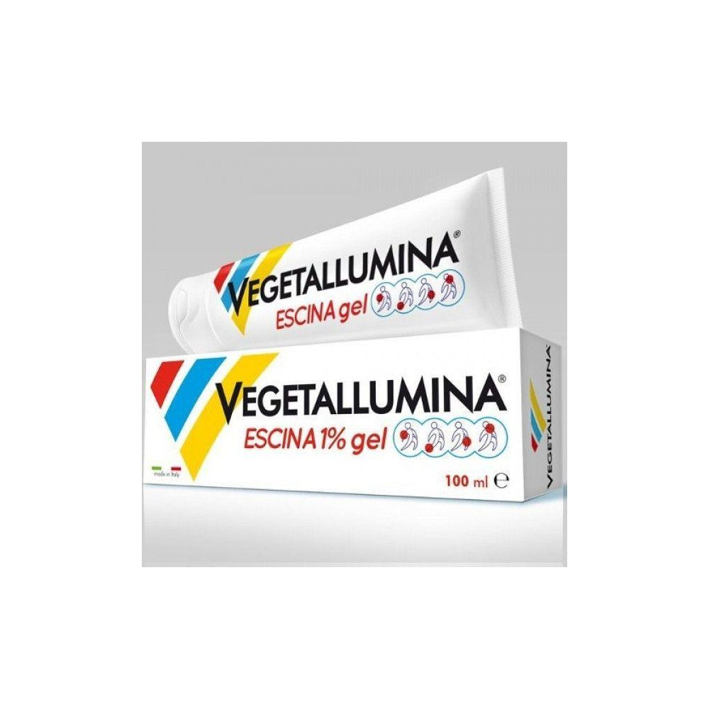 VEGETALLUMINA ESCINA1% 100ML