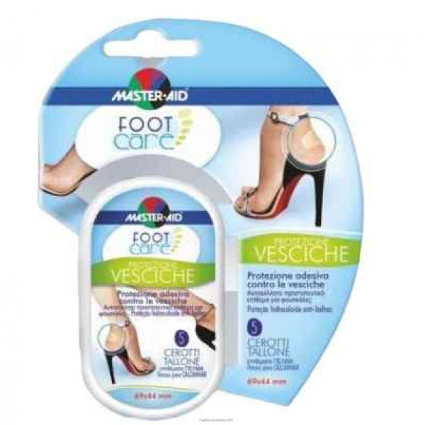 FOOT CARE PROT TALLONE 69X44MM
