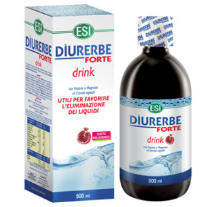 DIURERBE FORTE DRINK MELOGRANO