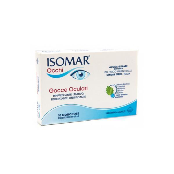 ISOMAR OCCHI MONODOSE 10FL