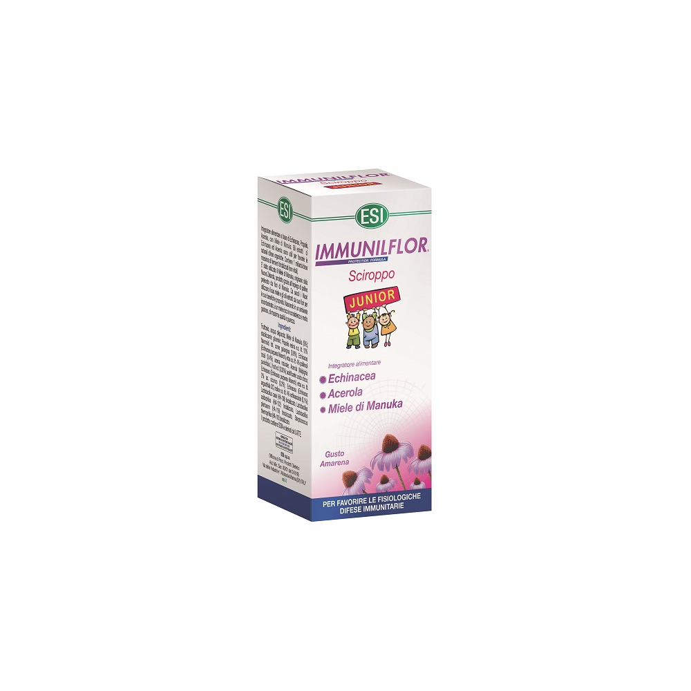 IMMUNILFLOR SCIR JUNIOR 180ML