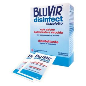 BLUVIR SALV BATTERICIDA 10PZ