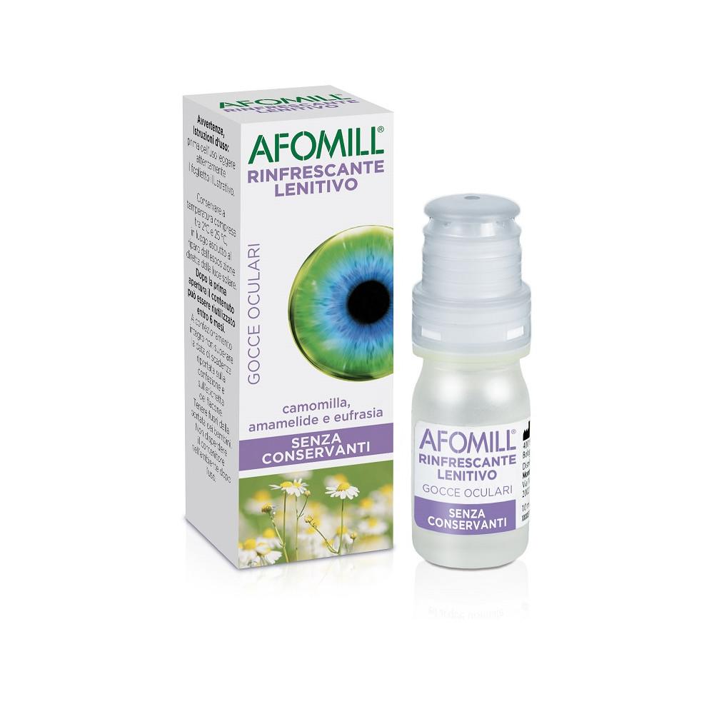 AFOMILL RINFRESCANTE SC 10ML