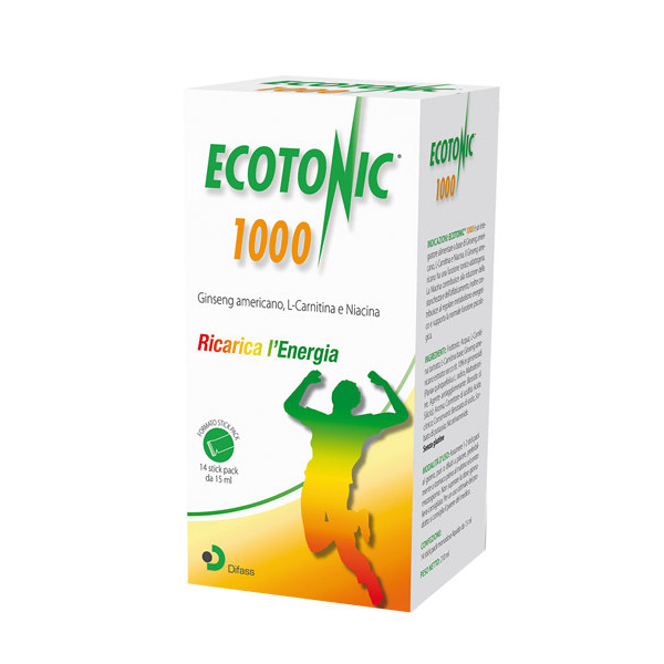 ECOTONIC 1000 14STICK PACK