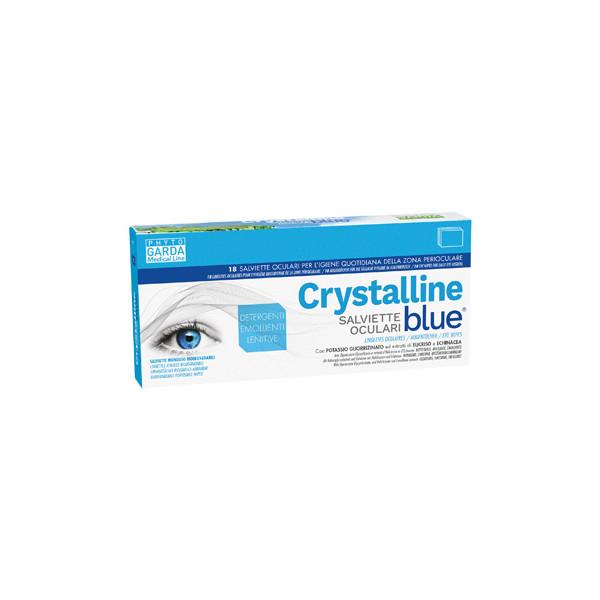 CRYSTALLINE BLUE 18SALV OCUL