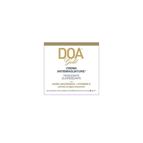DOA GOLD CR A-SMAGLIATURE200ML