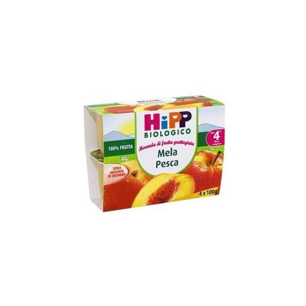 HIPP BIO FRU GRAT MELA/PESCA
