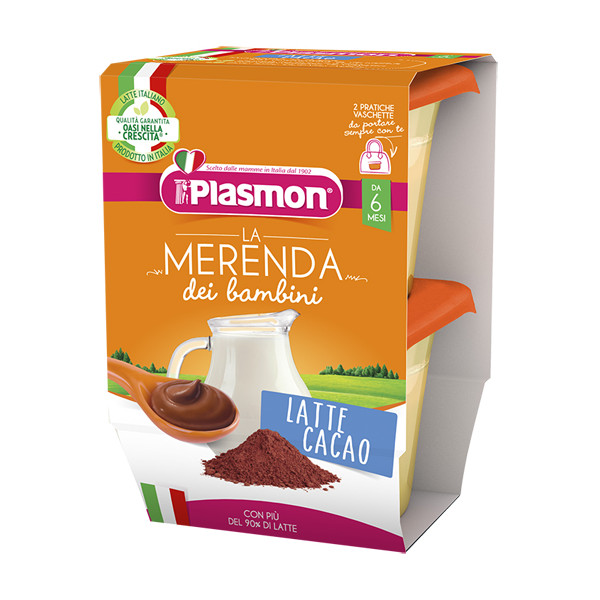 PLASMON LATTE CAC AS 2X120G