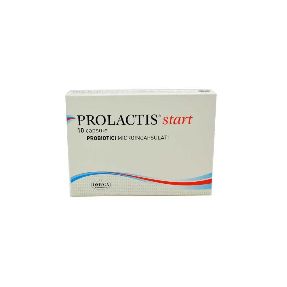 PROLACTIS START 10CPS