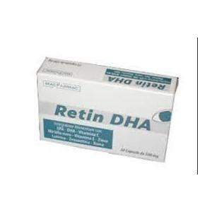 RETIN DHA 30CPS