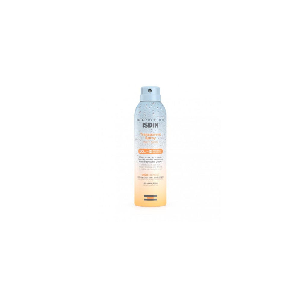FOTOPROTECTOR TRASP WET SPF50