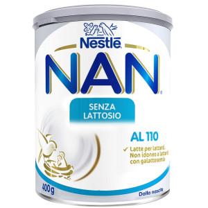 NESTLE' NAN S/LATT AL 110 400G
