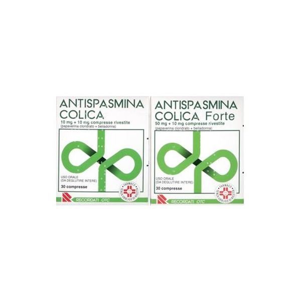 ANTISPASMINA COLICA%30CPR RIV