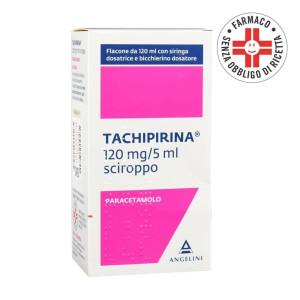 TACHIPIRINA%SCIR 120ML 120MG/5