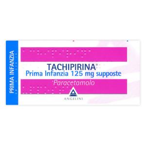 TACHIPIRINA%PR INF 10SUP 125MG
