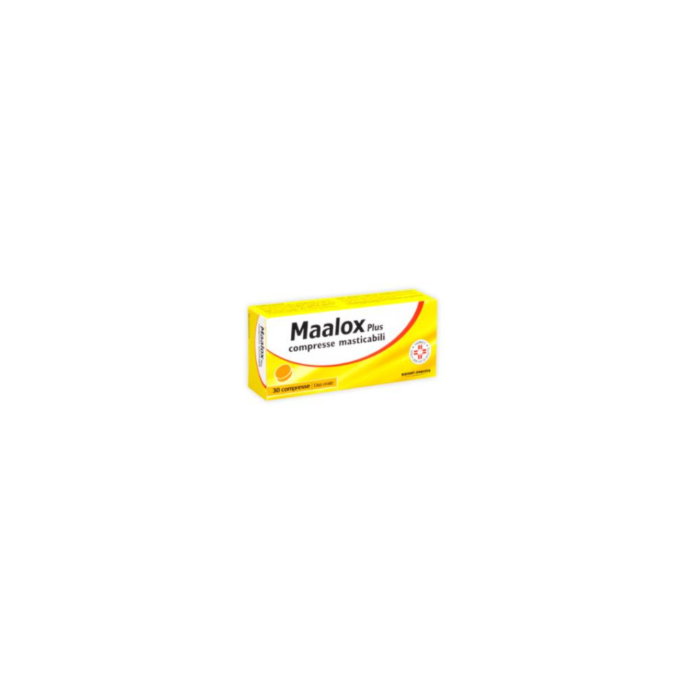 MAALOX PLUS%30CPR MAST