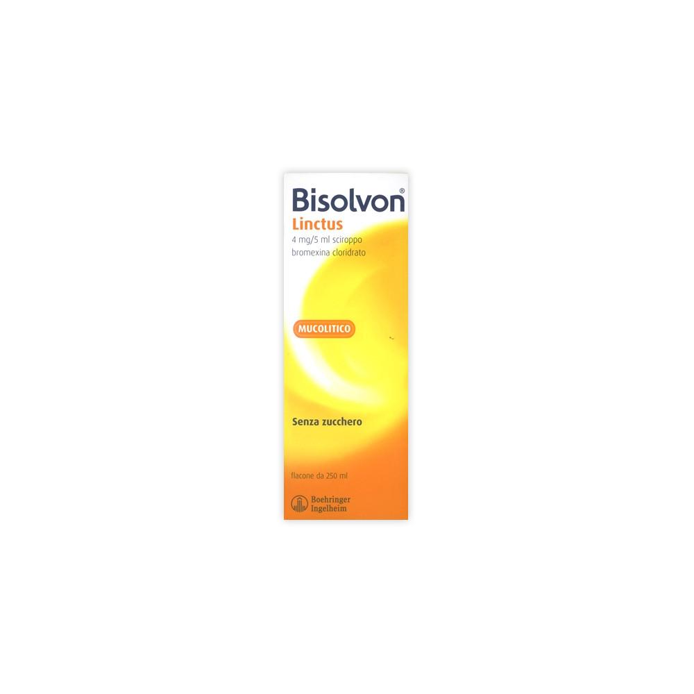 BISOLVON LINCTUS%SCIR FL 250ML