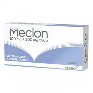 MECLON%10 OVULI VAG 100+500MG